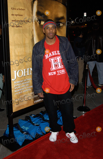 Al Thompson Photo - Actor AL THOMPSON at the Los Angeles premiere of John Q07FEB2002    Paul SmithFeatureflash