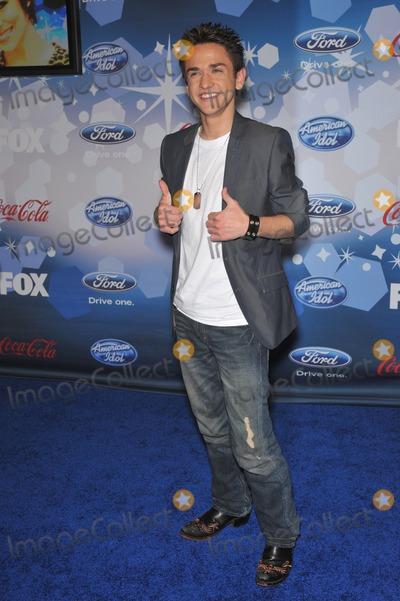 Aaron Kelly Photo - American Idol finalist Aaron Kelly at the party for the American Idol Final 12 at Industry Los AngelesMarch 11 2010  Los Angeles CAPicture Paul Smith  Featureflash