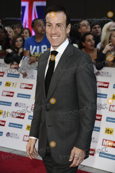 Anton Du Beke Photo - Anton du Beke arriving for the 2011 Pride Of Britain Awards at the Grosvenor House Hotel London 04102011 Picture by Steve Vas  Featureflash