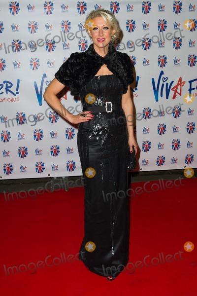 Faye Tozer Photo - Faye Tozer at the Viva Forever Press Night London 11122012 Picture by Simon Burchell  Featureflash