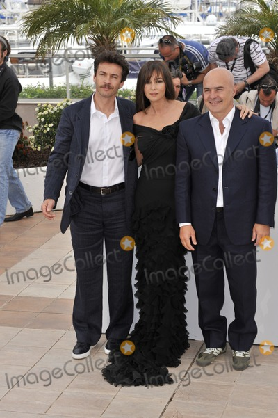 Alessio Boni Photo - Monica Bellucci Alessio Boni (left)  Luca Zingaretti at photocall for their new movie Sanguepazzo - Une Histoire Italienne at the 61st Annual International Film Festival de CannesMay 19 2008  Cannes FrancePicture Paul Smith  Featureflash
