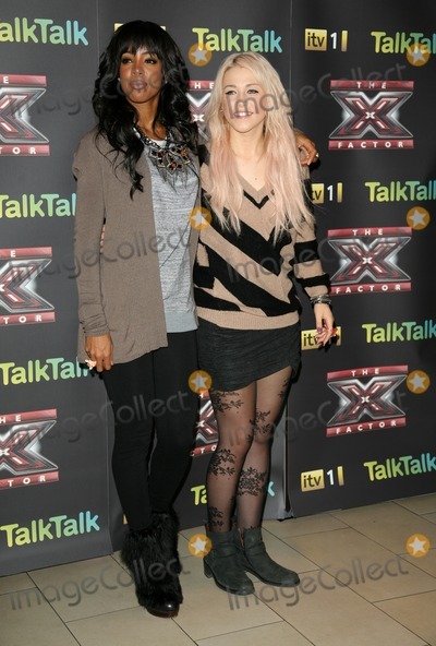 Amelia Lily Photo - Kelly Rowland and Amelia Lily attending an X Factor Finalists Photocall at Wembley Arena London 08122011 Picture by Alexandra Glen  Featureflash