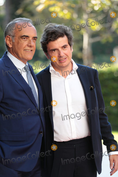 Alberto Barbera Photo - Venice Film Festival director Alberto Barbera  director Nicolas Saada at the premiere of Taj Mahal at the 2015 Venice Film FestivalSeptember 10 2015  Venice ItalyPicture Kristina Afanasyeva  Featureflash