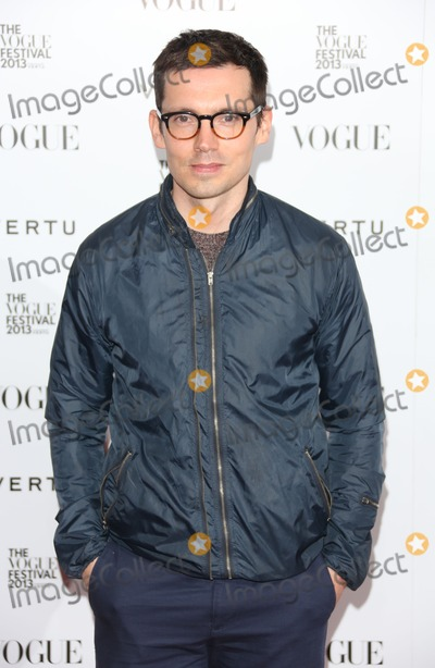Erdem Moralioglu Photo - Erdem Moralioglu at the Vogue Festival party 2013 held at the Southbank Centre London  27042013 Picture by Henry Harris  Featureflash