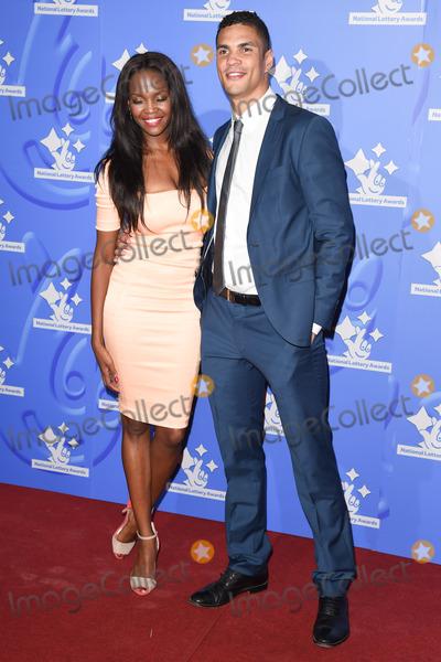 Anthony Ogogo Photo - Otlile Mabuse  Anthony Ogogo at The National Lottery Awards 2015 held at the London Studios September 11 2015  London UKPicture Steve Vas  Featureflash