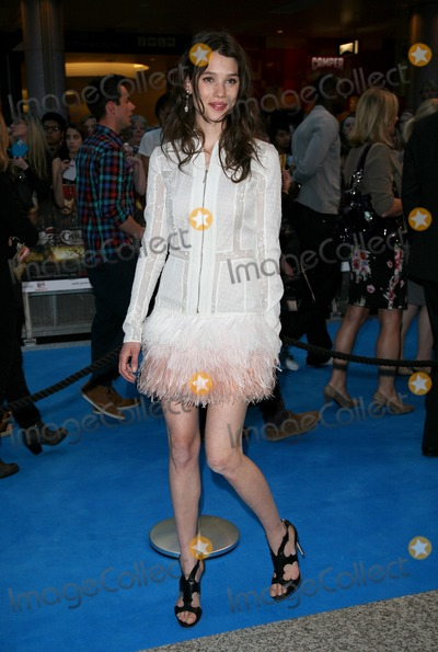 Astrid Berges Frisbey Photo - Astrid Berges-Frisbey arriving for the UK premiere of Pirates Of The Carribean 4 On Stranger Tides at Vue Westfield London 12052011 Picture by Alexandra Glen  Featureflash