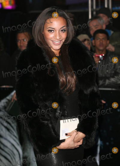 Amal Fashanu Photo - Amal Fashanu arriving for the Life Of Pi premiere at Empire Leicester Square London 03122012 Picture by Alexandra Glen  Featureflash