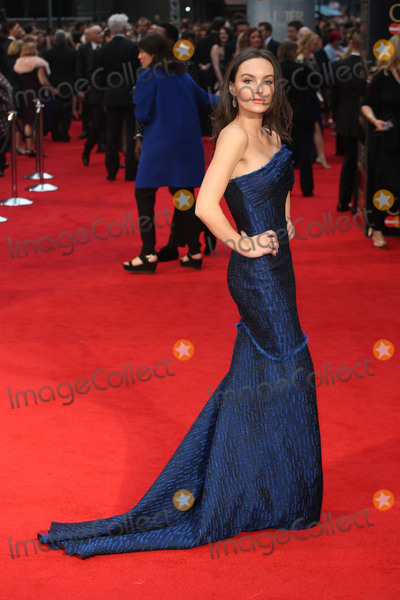 Ava West Photo - Ava West at the Olivier Awards 2016 held at the Royal Opera House London April 3 2016  London UKPicture James Smith  Featureflash