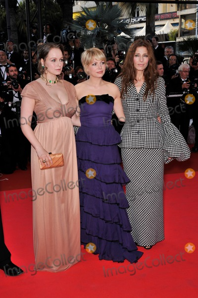 Samantha Morton Photo - Samantha Morton (left) Michelle Williams  Catherine Keener at premiere for their new movie Synecdoche New York at the 61st Annual International Film Festival de Cannes May 23 2008  Cannes FrancePicture Paul Smith  Featureflash