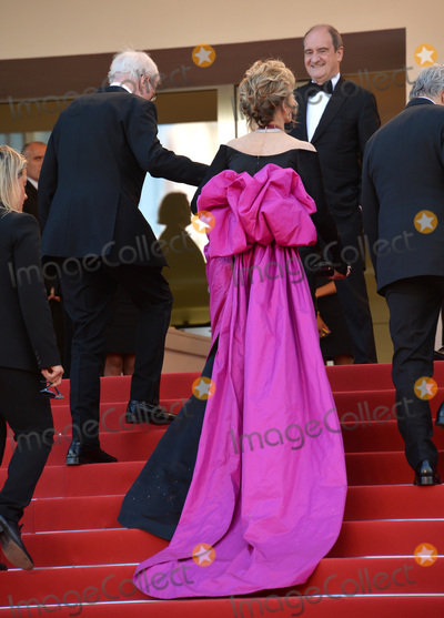 Michael Caine Photo - Jane Fonda  Michael Caine at the gala premiere for their movie Youth at the 68th Festival de CannesMay 20 2015  Cannes FrancePicture Paul Smith  Featureflash