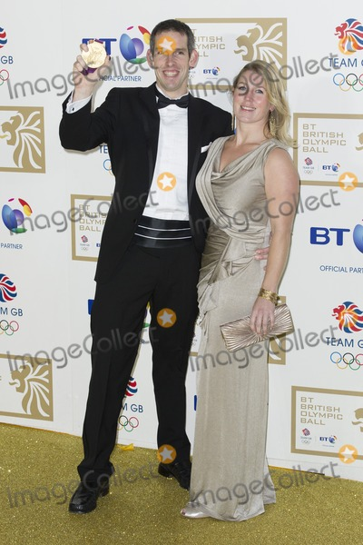 Etienne Scott Photo - Etienne Scott arriving for the British Olympics Ball Grosvenor House Hotel Park Lane London 30112012 Picture by Simon Burchell  Featureflash