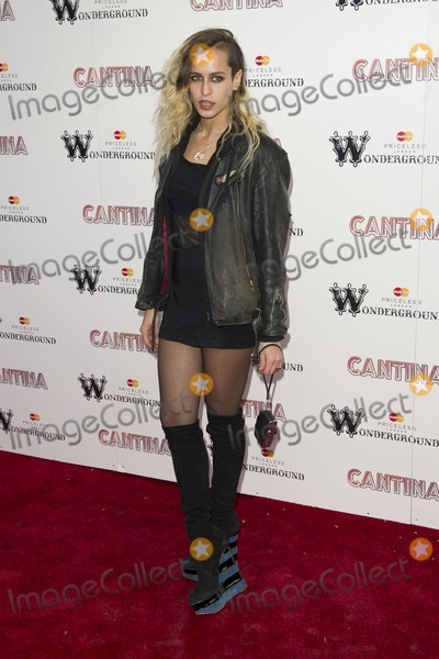 Alice Dellal Photo - Alice Dellal arriving for the Press Night of Cantina at Jubilee Gardens in London 21052012  Picture by Simon Burchell  Featureflash