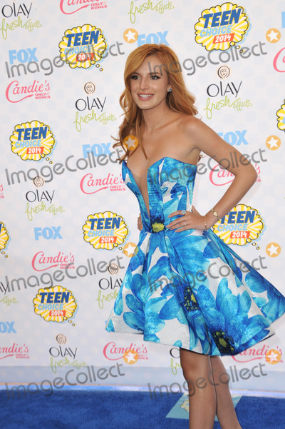 Bella Thorne Photo - Bella Thorne at the 2014 Teen Choice Awards at the Shrine AuditoriumAugust 10 2014  Los Angeles CAPicture Paul Smith  Featureflash