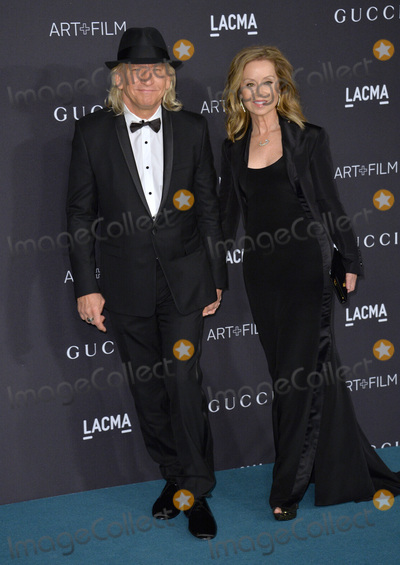 Joe Walsh Photo - Musician Joe Walsh  wife Marjorie Bach at the 2015 LACMA ArtFilm Gala at the Los Angeles County Museum of ArtNovember 7 2015  Los Angeles CAPicture Paul Smith  Featureflash