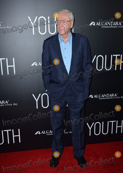 Michael Caine Photo - Actor Michael Caine at the Los Angeles premiere of his movie Youth at the Directors Guild of America November 17 2015  Los Angeles CAPicture Paul Smith  Featureflash