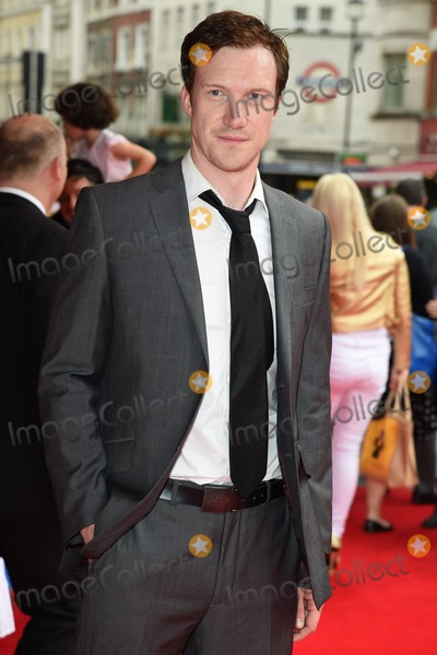Alex Ball Photo - Alex Ball arriving for the premiere of Pudsey the Dog the movie at the Vue cinema Leicester Square London 13072014 Picture by Steve Vas  Featureflash