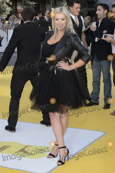 Nicola McLean Photo - Nicola McLean at the world premiere of Minions at the Odeon Leicester Square LondonJune 11 2015  London UKPicture Dave Norton  Featureflash