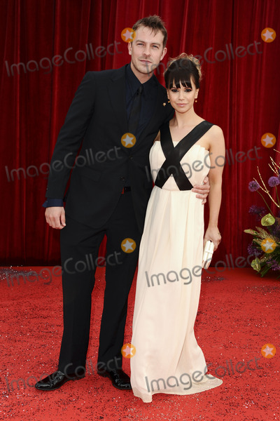 Ashley Taylor Photo - Ashley Taylor Dawson and Jessica Fox arrive at the British Soap awards 2011 held at the Granada Studios Manchester14052011  Picture by Steve VasFeatureflash
