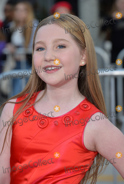 Ella Anderson Photo - Ella Anderson at the premiere for her movie The Boss at the Regency Village Theatre WestwoodMarch 28 2016  Los Angeles CAPicture Paul Smith  Featureflash