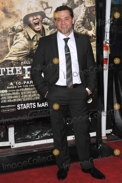 Joshua Bitton Photo - Joshua Bitton at the premiere of his new HBO miniseries The Pacific at Graumans Chinese Theatre HollywoodFebruary 24 2010  Los Angeles CAPicture Paul Smith  Featureflash