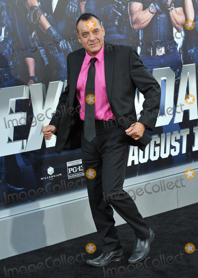 Tom Sizemore Photo - Tom Sizemore at the Los Angeles premiere of The Expendables 3 at the TCL Chinese Theatre HollywoodAugust 11 2014  Los Angeles CAPicture Paul Smith  Featureflash