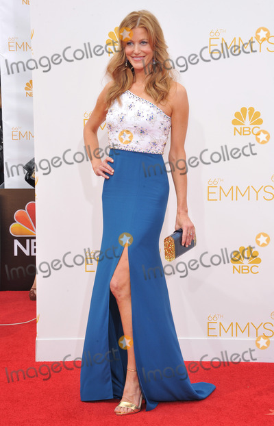 Anna Gunn Photo - Anna Gunn at the 66th Primetime Emmy Awards at the Nokia Theatre LA Live downtown Los AngelesAugust 25 2014  Los Angeles CAPicture Paul Smith  Featureflash