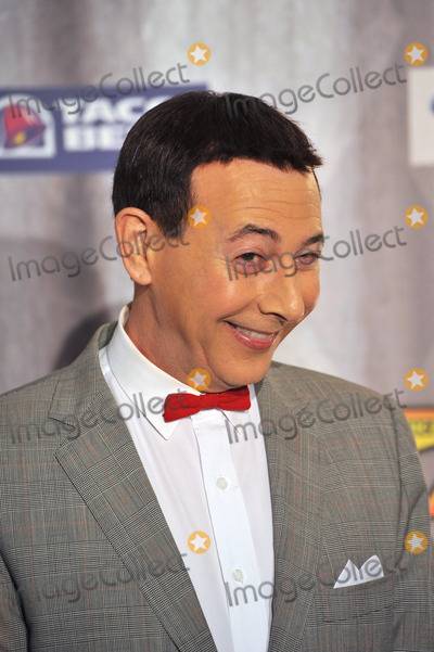 Pee-wee Herman Photo - Paul Reubens aka Pee Wee Herman winner of the Visionary Award at the 2011 Spike TV Scream Awards at Universal Studios HollywoodOctober 15 2011  Los Angeles CAPicture Paul Smith  Featureflash