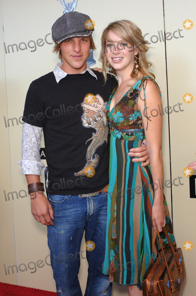 Annie Burgstede Photo - Actor CHAD FAUST  girlfriend ANNIE BURGSTEDE at the BAFTALA  Academy of TV Arts  Sciences 3rd Annual Tea Party honoring Emmy nomineesSeptember 17 2005  Los Angeles CA 2005 Paul Smith  Featureflash