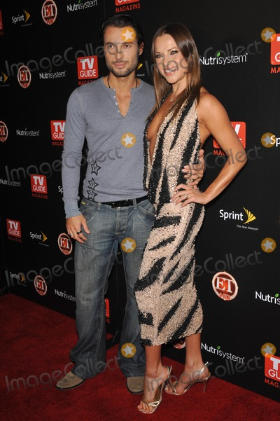 Alec Mazo Photo - Edyta Sliwinska  husband Alec Mazo at TV Guide Magazines Hot List Party at the SLS Hotel Beverly HillsNovember 10 2009  Los Angeles CAPicture Paul Smith  Featureflash