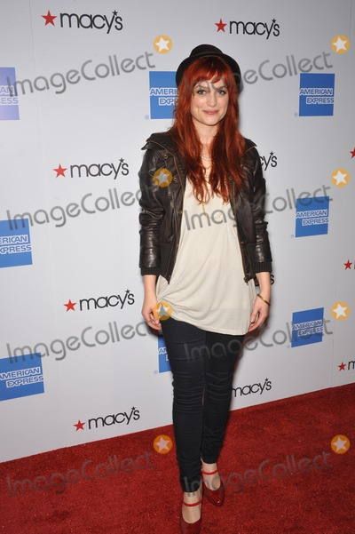 Alison Sudol Photo - Singer Alison Sudol of A Fine Frenzy at the Macys Passport 2009 Fashion Show at Barker Hanger Santa Monica AirportThe annual event raises funds for HIVAIDS organizationsSeptember 24 2009  Santa Monica CAPicture Paul Smith  Featureflash