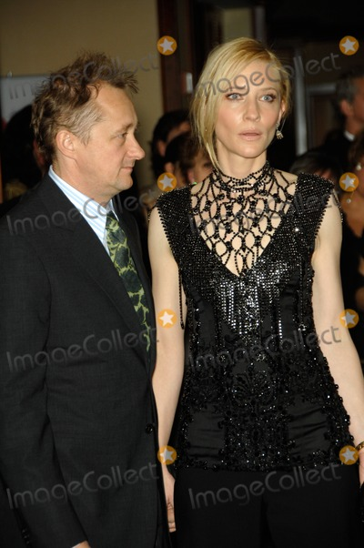 Andrew Upton Photo - CATE BLANCHETT  ANDREW UPTON at the Penfolds Icon Gala - part of the GDay LA week - at the Century Plaza HotelJanuary 13 2007 Los Angeles CAPicture Paul Smith  Featureflash