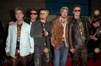 NSYNC Photo - Pop group NSYNC at the Billboard Music Awards at the MGM Grand Las Vegas05DEC2000   Paul SmithFeatureflash