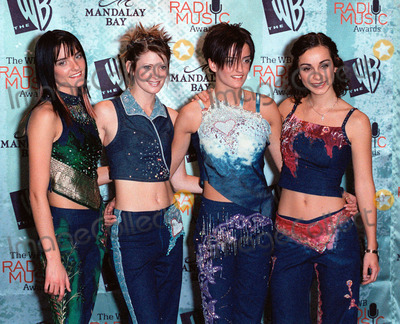 Bwitched Photo - 28OCT99  Pop group BWITCHED at The WB Radio Music Awards at the Mandalay Bay Resort  Casino Las Vegas Paul Smith  Featureflash