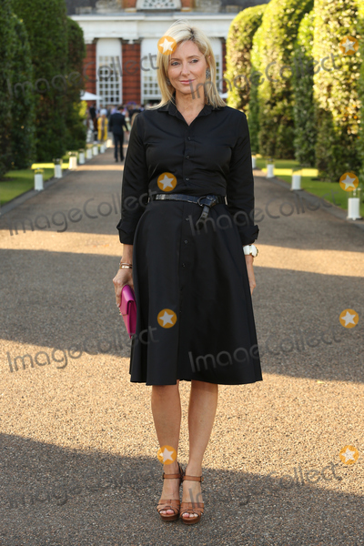 Marie-Chantal Photo - Princess Marie Chantal of Greece  at the Vogue and Ralph Lauren pre-Wimbledon Summer Cocktail Party held at The Orangery at Kensington Palace London June 22 2015  London UKPicture James Smith  Featureflash