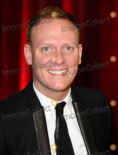Anthony Cotton Photo - Anthony Cotton arriving for the British Soap Awards 2013 at Media City Manchester 18052013 Picture by Steve Vas  Featureflash