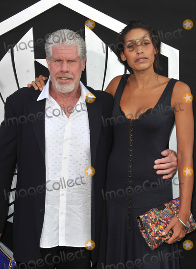 Blake Perlman Photo - Ron Perlman  daughter Blake Perlman at the premiere of his new movie Pacific Rim at the Dolby Theatre HollywoodJuly 9 2013  Los Angeles CAPicture Paul Smith  Featureflash
