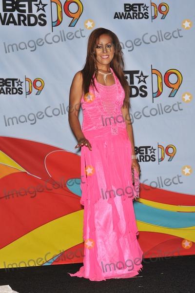 April Sutton Photo - April Sutton at the 2009 BET Awards (Black Entertainment Television) at the Shrine AuditoriumJune 28 2009  Los Angeles CAPicture Paul Smith  Featureflash
