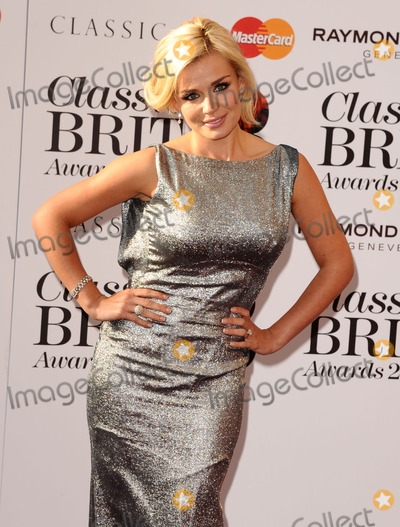 Katherine Jenkins Photo - Katherine Jenkins arrives for the Classical BRIT Awards 2011at the Royal Albert Hall Kensington London 12052011  Picture by Alexandra Glen  Featureflash