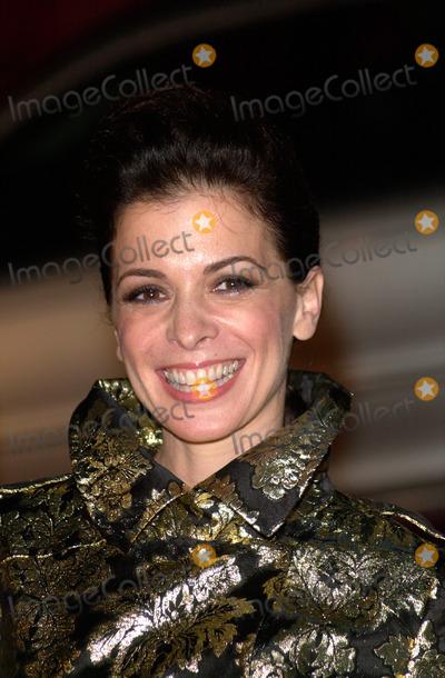 Annabella Sciorra Photo - Actress ANNABELLA SCIORRA at the Jaguar Tribute to Style Gala at Santa Monica Airport18MAR2001    Paul SmithFeatureflash