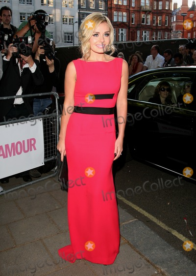 Katherine Jenkins Photo - Katherine Jenkins arriving for the 2011 Glamour Awards Berkeley Square London 07062011 Picture by Alexandra Glen  Featureflash
