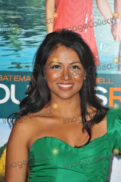 Karen David Photo - Karen David at the American premiere of her new movie Couples Retreat at Manns Village Theatre WestwoodOctober 5 2009  Los Angeles CAPicture Paul Smith  Featureflash