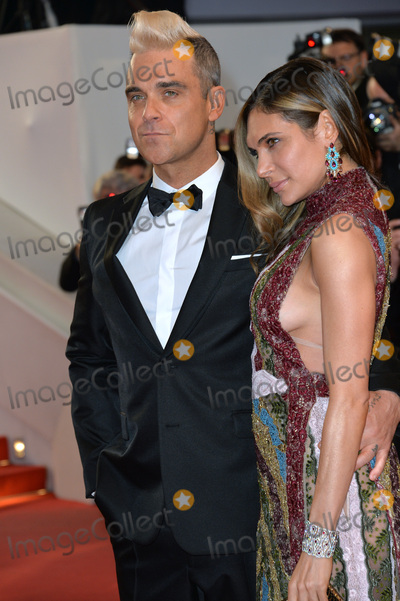 Ayda Field Photo - Robbie Williams  Ayda Field at the gala premiere of The Sea of Trees at the 68th Festival de CannesMay 16 2015  Cannes FrancePicture Paul Smith  Featureflash