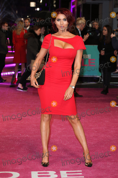 Amy Childs Photo - Amy Childs arriving for the UK premiere of How to Be Single Vue Leicester Square London 09022016 Picture by Kat Manders  Featureflash