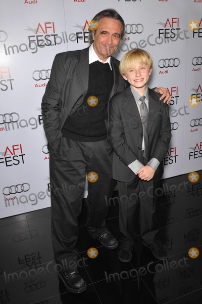 Joe Dante Photo - Director Joe Dante (left)  actor Nathan Gamble at the premiere of their new movie The Hole at the AFI Fest 2009 at Manns Chinese 6 Theatre HollywoodOctober 31 2009  Los Angeles CAPicture Paul Smith  Featureflash