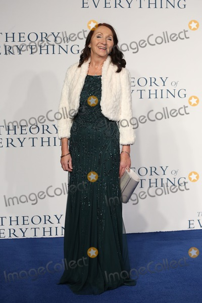 Jane Hawking Photo - Jane Hawking arriving for The Theory of Everything premiere - ArrivalsLondon 09122014 Picture by James Smith  Featureflash