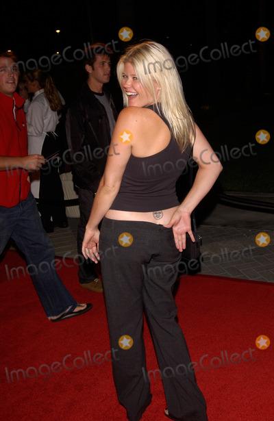 Sarah Ann Morris Photo - Actress SARAH ANN MORRIS at the world premiere in Hollywood of Hardball10SEP2001   Paul SmithFeatureflash