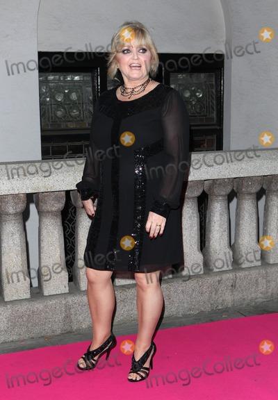 Linda Nolan Photo - Linda Nolan arriving at the Inspiration Awards For Women 2013 at the Cadogan Hall London 02102013 Picture by Alexandra Glen  Featureflash