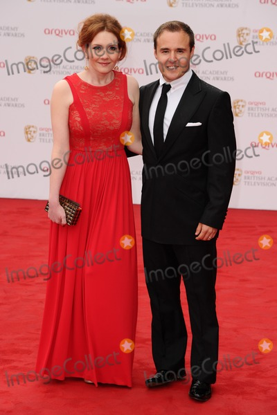 Alan Halsall Photo - Jenny McAlpine and Alan Halsal arriving for the TV BAFTA Awards 2013 Royal Festival Hall London 12052013 Picture by Steve Vas  Featureflash