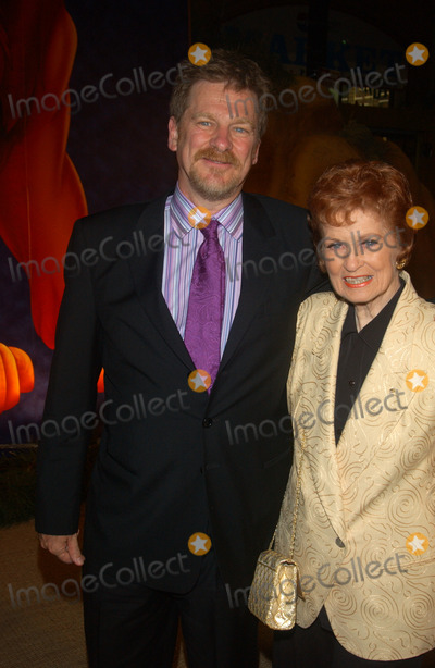 Roger Allers Photo - Director ROGER ALLERS  mother at the Hollywood premiere for The Lion King Special Edition DVDOct 3 2003 Paul Smith  Featureflash