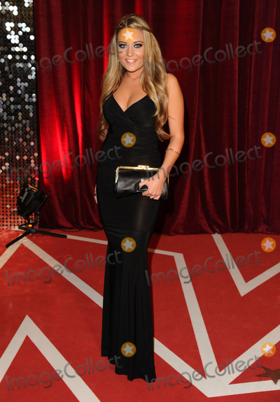 Abi Phillips Photo - Abi Phillips arriving for the British Soap Awards 2013 at Media City Manchester 18052013 Picture by Steve Vas  Featureflash